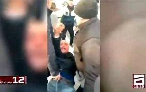 """დაკავებების სერია გრძელდება - პოლიციამ """"გაბედეს"""" 3 აქტივისტთან ერთად ლაშა ჩხარტიშვილიც დააკავა"""