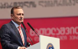 Биография кандидата в президенты Грузии – Шалвы Нателашвили (полная)